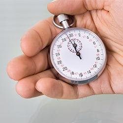 Stopwatch-In-Hand