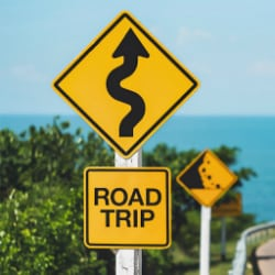 Summer Holiday Safe Driving Tips: Avoiding Driver Distraction
