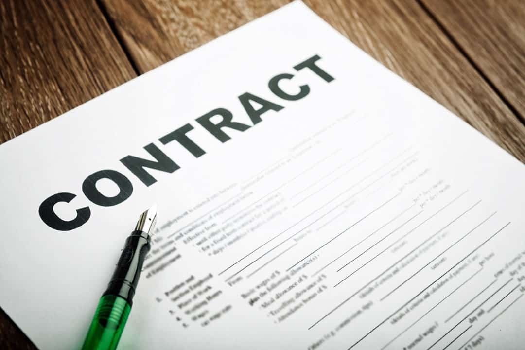 subcontractor contract agreement